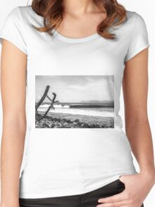 Simple Things Women's Fitted Scoop T-Shirt