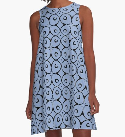 My Lucky Day Serenity A-Line Dress