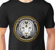 Indian Tiger. tiger head Unisex T-Shirt
