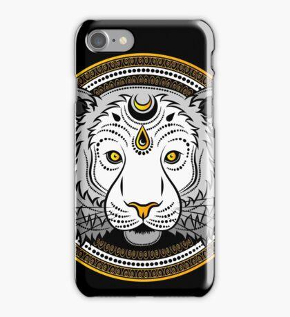 Indian Tiger. tiger head iPhone Case/Skin