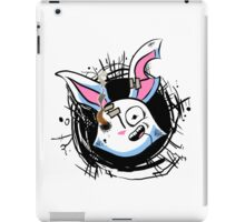 FluffyButt With a Bullet iPad Case/Skin