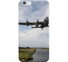 617 Squadron Dambusters training sortie iPhone Case/Skin