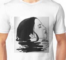 Everything's black and white Unisex T-Shirt