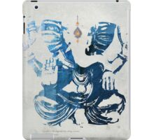 GANESHA art print iPad Case/Skin