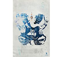 GANESHA art print Photographic Print