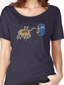 Wibbly Wobbly Noodley Woodley III Women's Relaxed Fit T-Shirt