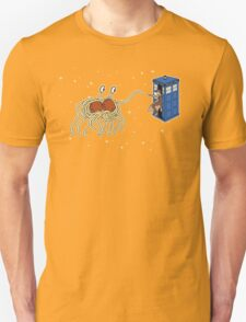 Wibbly Wobbly Noodley Woodley III Unisex T-Shirt