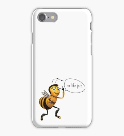bee movie meme  iPhone Case/Skin