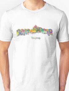 Beijing China Skyline Unisex T-Shirt
