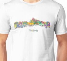 Beijing China Skyline Unisex T-Shirt