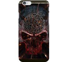 Celtic Skull iPhone Case/Skin