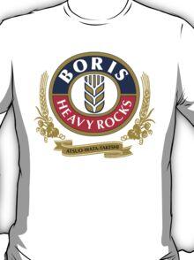 Boris - Heavy Rocks T-Shirt