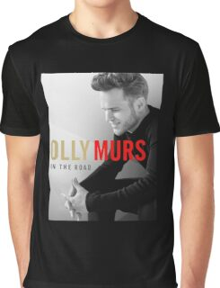 olly murs on the road Graphic T-Shirt