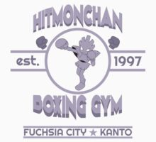 Hitmonchan Boxing Gym | Purple by RJtheCunning