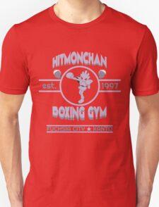Hitmonchan Boxing Gym | Purple T-Shirt