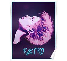 Retro Wave Poster