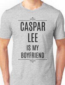 My Boyfriend is Caspar Lee Unisex T-Shirt