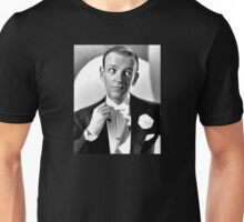 Fred Astaire Publicity Portrait Unisex T-Shirt