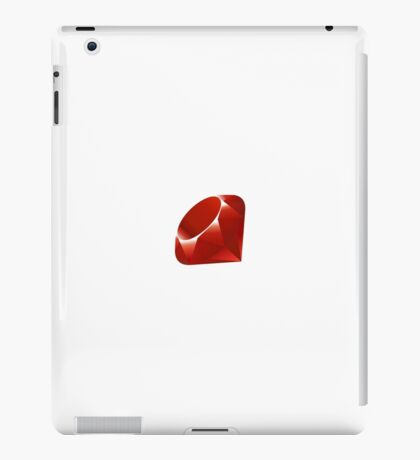 Ruby iPad Case/Skin
