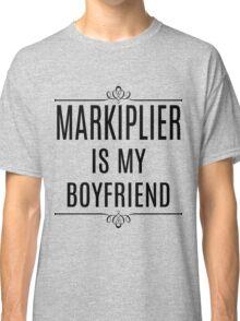 My Boyfriend is Markiplier Classic T-Shirt