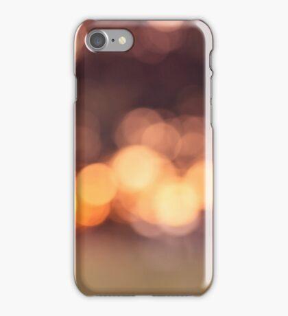 Bokeh Sun iPhone Case/Skin