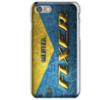 Fixer iPhone Case/Skin