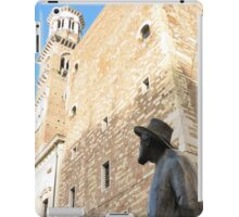 Contemplating Verona iPad Case/Skin