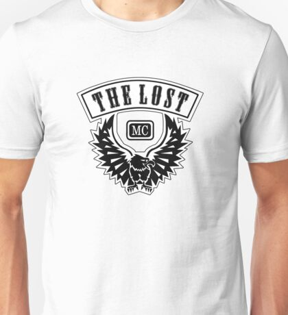 The Lost Motorcycle Club Unisex T-Shirt
