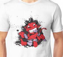 cute little baby devil Unisex T-Shirt