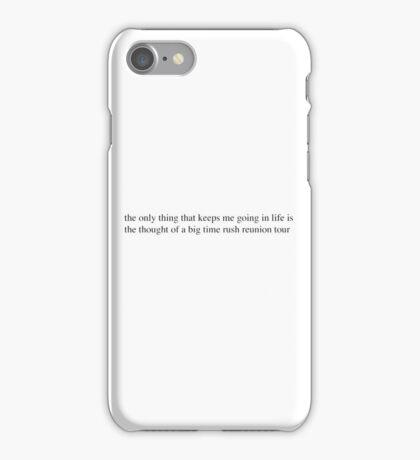 Bring back big time rush 2017 iPhone Case/Skin