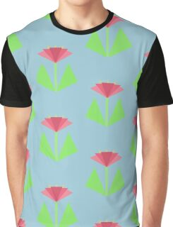 Roses in Small Things Graphic T-Shirt