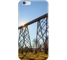 Tulip Trestle Sunburst iPhone Case/Skin