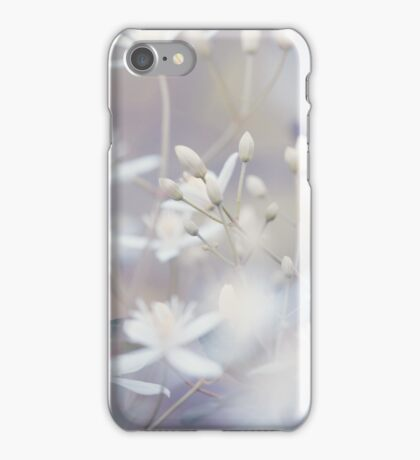 Peeking Flowers iPhone Case/Skin