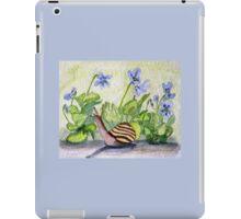 Harold in the Violets iPad Case/Skin