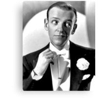 Fred Astaire Publicity Portrait Canvas Print