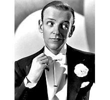 Fred Astaire Publicity Portrait Photographic Print
