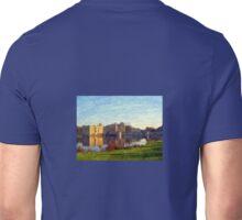 Leeds Castle , Kent , a painted scene   Unisex T-Shirt