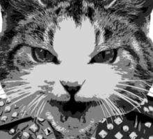 Hissfit Rebel Misfit Kitty Cat Sticker