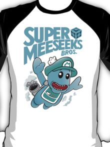 Super Meeseeks Bros. shirt iPhone iPad case pillow T-Shirt