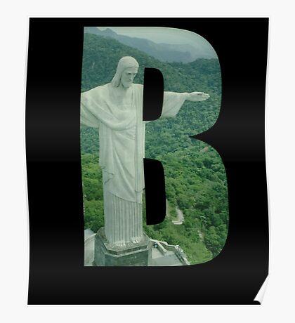 Brazil (Brazilian Jiu Jitsu) Poster