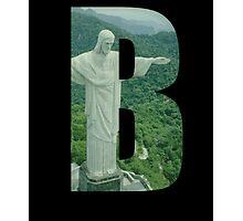 Brazil (Brazilian Jiu Jitsu) Photographic Print