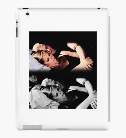 Buffy and Spike - Buffy the Vampire Slayer iPad Case/Skin