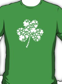 St Patrick's Day Irish Shamrock Clover T-Shirt