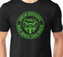 TYRELL CORPORATION - BLADE RUNNER (GREEN) Unisex T-Shirt