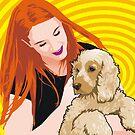 Kirsty and Brandie by Matt Mawson