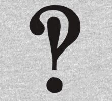 Interrobang!? by trumanpalmehn