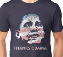thanks obama last day as president Unisex T-Shirt