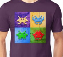 Space Intruders are Ready for Fun Unisex T-Shirt