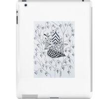 Zen full of hearts iPad Case/Skin