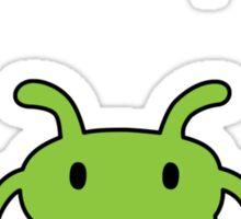 Mr. Invader Sticker